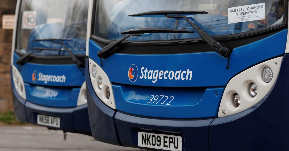Der britische Transportkonzern National Express führt Übernahmegespräche zum Kauf des Rivalen Stagecoach