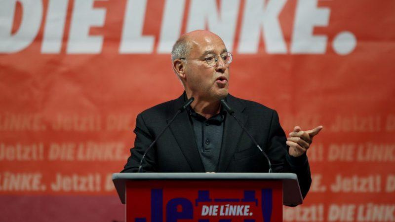 Deutsche Konservative erwecken vor den Wahlen das Gespenst der linksextremen Herrschaft