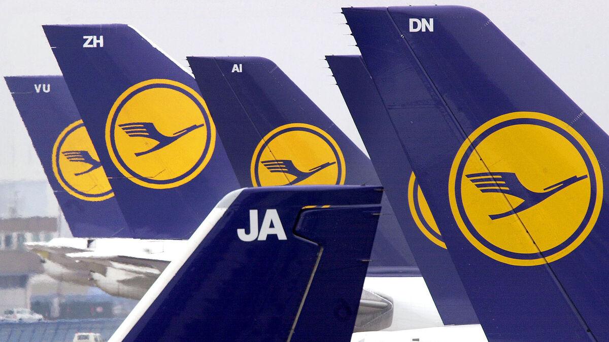 Lufthansa sieht hohe Nachfrage von großem Geschäftsreisekonzern