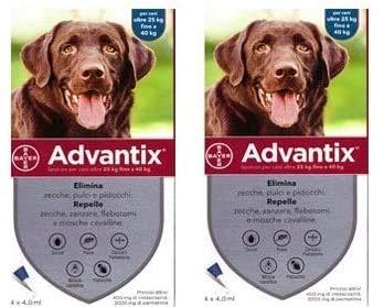 30 Le migliori recensioni di Advantix Oltre 25 Kg testate e qualificate con guida all'acquisto
