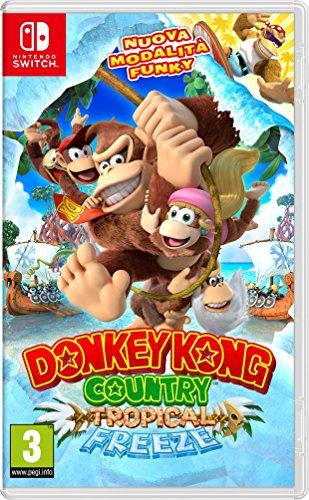 30 Le migliori recensioni di Donkey Kong Switch testate e qualificate con guida all'acquisto