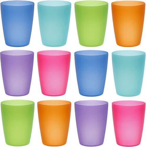 30 Le migliori recensioni di Bicchieri Plastica Colorati testate e qualificate con guida all'acquisto