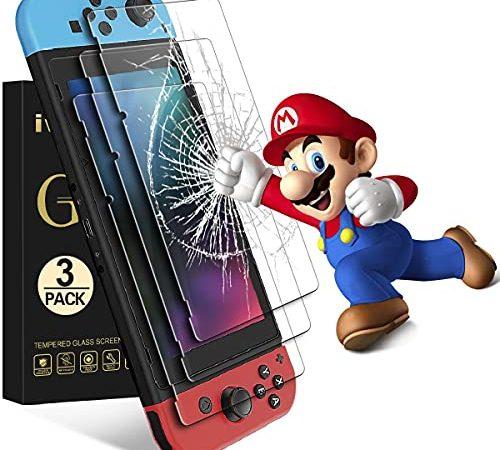 30 Le migliori recensioni di Nintendo Switch Pellicola Protettiva testate e qualificate con guida all'acquisto