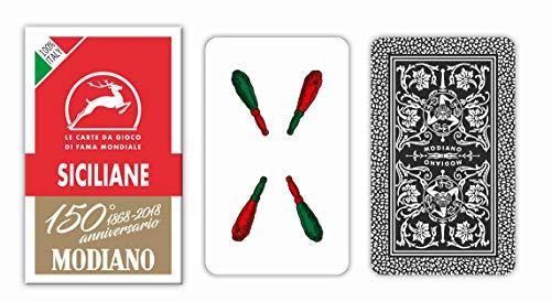 30 Le migliori recensioni di Carte Da Gioco Siciliane testate e qualificate con guida all'acquisto