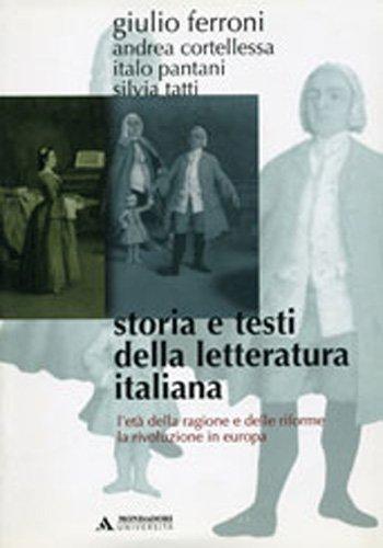 30 Le migliori recensioni di Storia E Testi Della Letteratura Italiana Ferroni testate e qualificate con guida all'acquisto