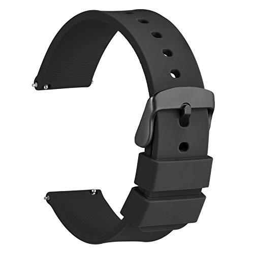 30 Le migliori recensioni di Cinturino Silicone 20Mm testate e qualificate con guida all'acquisto