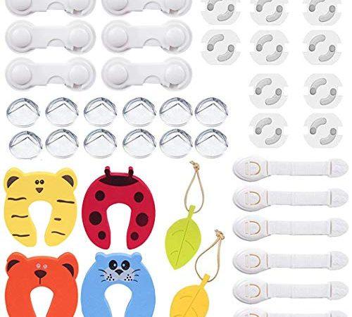 30 Le migliori recensioni di Kit Sicurezza Bambini testate e qualificate con guida all'acquisto