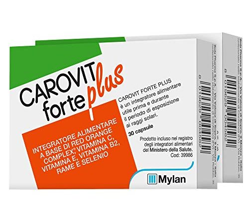 30 Le migliori recensioni di Carovit Forte Plus testate e qualificate con guida all'acquisto